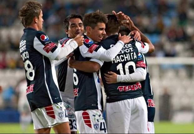 Liga Bancomer Mx: Toluca 0-1 Pachuca I El Tuzo gana en el infierno