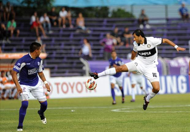 En Vivo: Olimpia-Defensor, seguí la Copa Libertadores en Goal.com