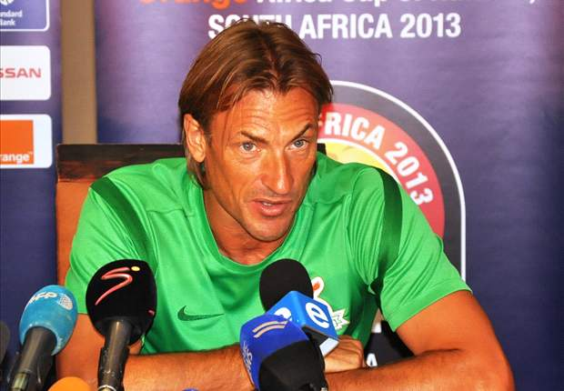 """CAN 2013, Zambie - Renard :""""Très fier de mes joueurs"""""""