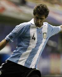 Gino Peruzzi, Argentina International