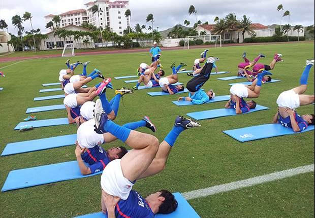 인천, 목포 전지훈련…체력·조직력 다진다