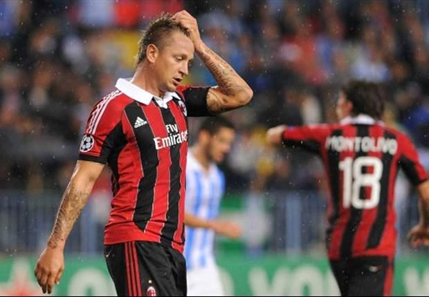 """Brutto Milan? Mexes vede il bicchiere mezzo pieno...""""L'importante è non aver perso, e magari stasera l'Inter..."""""""