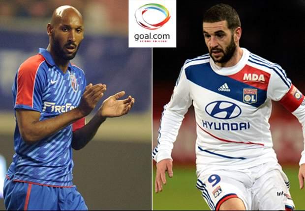 Transferts - La Juve pourrait céder Quagliarella et attirer le duo Lisandro/Anelka !