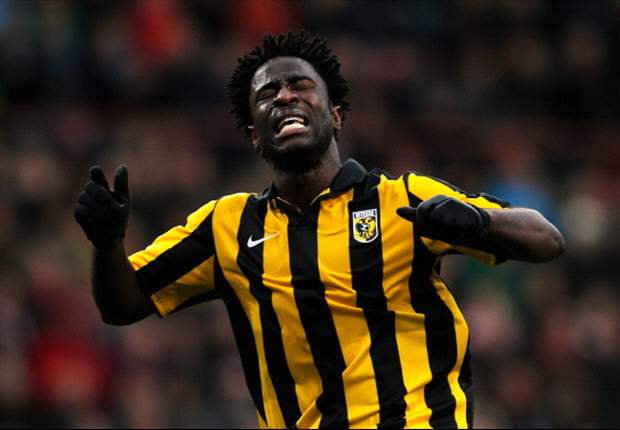 Wilfried Bony Sambut Baik Minat West Ham United