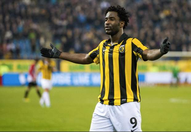 Bony in talks with three Russian clubs, says agent