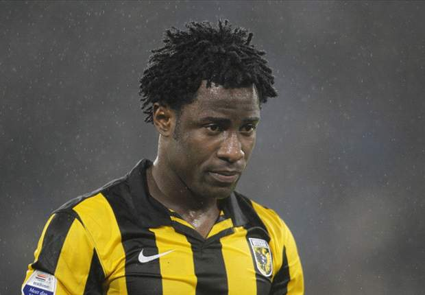 Wilfried Bony Kembali Perkuat Vitesse