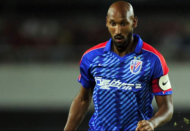 Anelka undergoing Juventus medical
