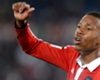 EXTRA TIME: Watch Happy Jele get congratulated for goalkeeping