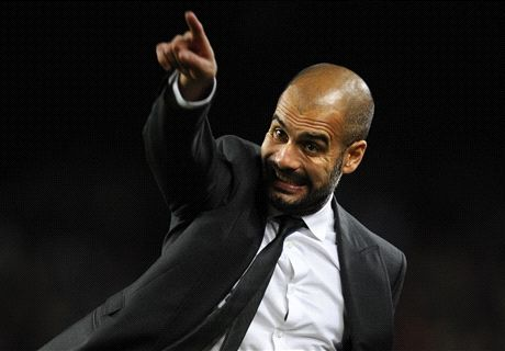 Guardiola 'must come to Italy!'