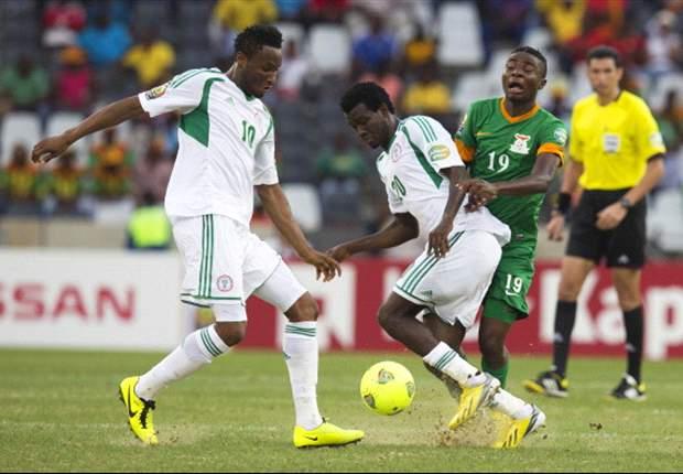 Piala Afrika: Kiper Cetak Gol, Zambia Tahan Nigeria