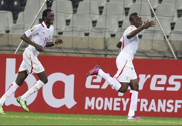 CAN 2013 - C'est fini pour Traoré