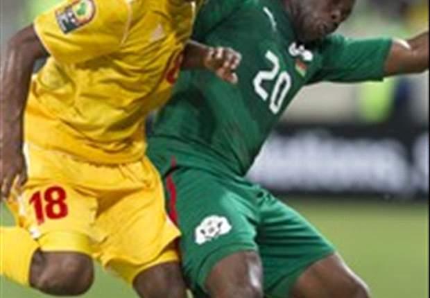 Sepuluh Pemain Burkina Faso Hantam Ethiopia