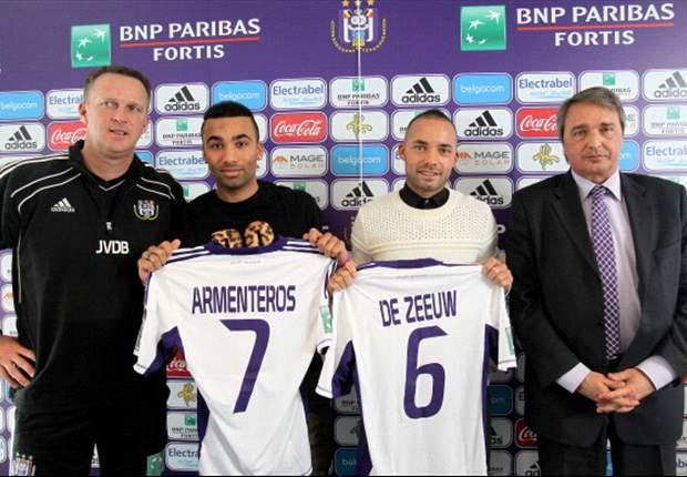 Ghanees talent krijgt kans bij Anderlecht