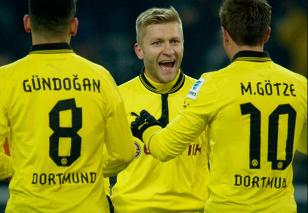 Borussia Dortmund 3-0 Nurnberg: Kuba double sends BVB second