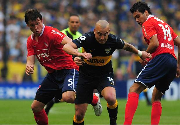 EN VIVO: Independiente - Boca