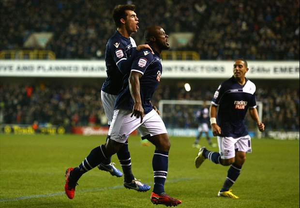 Millwall 2-1 Aston Villa: Late Marquis header dumps Lambert's men out of FA Cup