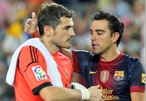 Xavi: Iker Casillas Hati & Jiwa Real Madrid