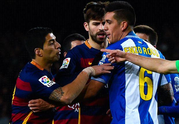 Espanyol do NOT want Suarez banned - they want revenge!