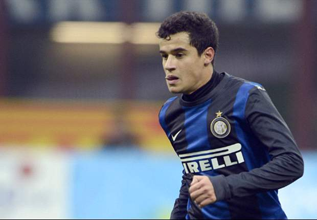 Liverpool agree £11.7m deal for Inter star Coutinho