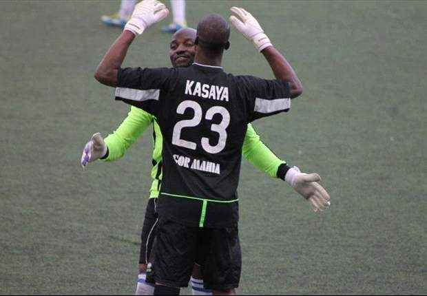 Former Gor Mahia custodian Wycliffe Kasaya targets more playing time after sealing move to Sony Sugar