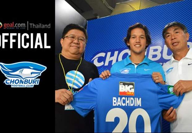 Chonburi FC sign Irfan Bachdim on two-year deal