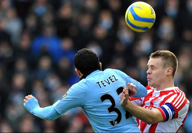 Stoke City 0 x 1 Manchester City: Citizens sofrem, mas garantem classificação no final