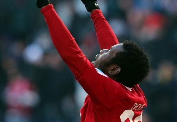 Mame Diouf macht Hannover 96 Hoffnung auf Verbleib