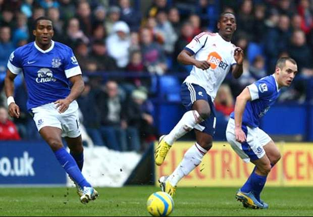 Bolton 1-2 Everton: Late Heitinga goal puts Toffees in fifth round