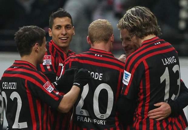 Dank Wiese - Eintracht Frankfurt besiegt 1899 Hoffenheim mit 2:1