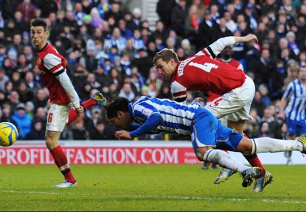 Piala FA: Theo Walcott Menangkan Arsenal