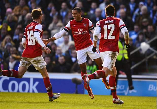 FA Cup fifth round draw: Arsenal to face Blackburn as Manchester United hosts Reading