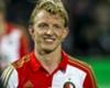 Kuyt nog een jaar bij Feyenoord
