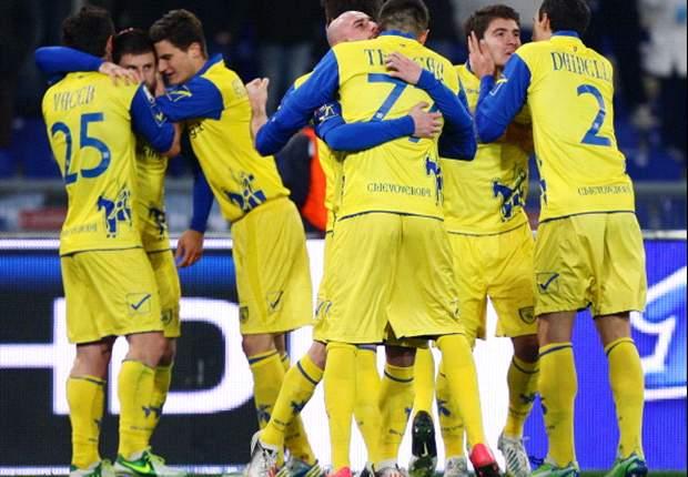 Lazio 0 x 1 Chievo: Paloschi marca e garante a vitória do Chievo no Olímpico