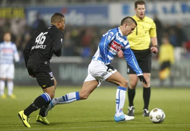 De speler van PEC Zwolle mist het duel met Luxemburg