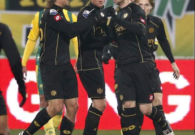 REVIEW Eredivisie Belanda: Roda JC Kerkrade Bendung ADO Den Haag