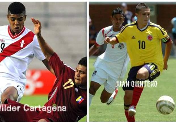 Perú ante Colombia para seguir en carrera
