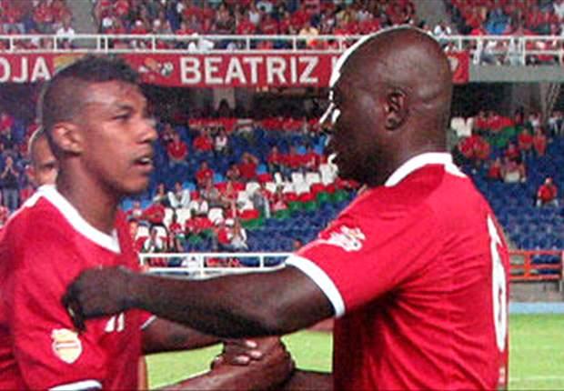 Rincón regresó con la roja
