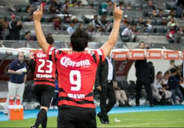 Liga MX: Atlas 2-1 Atlante | Los Zorros ya sueñan con algo más