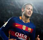 NEYMAR: Ruled out of Malaga clash