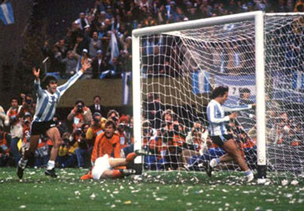 Where Are They Now? Argentina's 1978 World Cup Winners