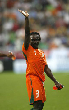 Arthur Boka - Ivory Coast