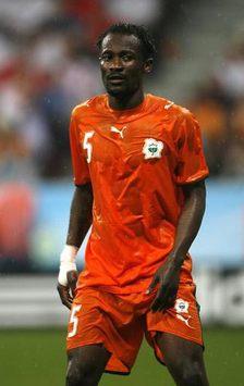Didier Zokora - Ivory Coast