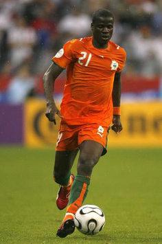 Emmanuel Eboue - Ivory Coast