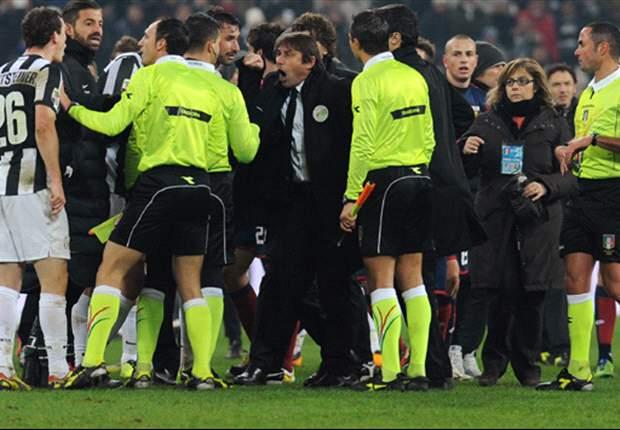 Vertici Figc e Aia infuriati per il post Juventus-Genoa, per i bianconeri si prospetta una stangata! A rischio Conte, Marotta, Nedved e svariati giocatori