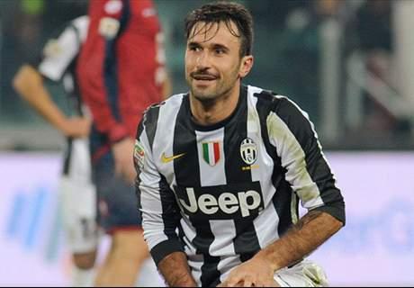 Vucinic confirms Juventus departure