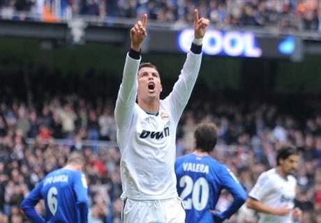 Hat-Trick 10 Menit Cristiano Ronaldo