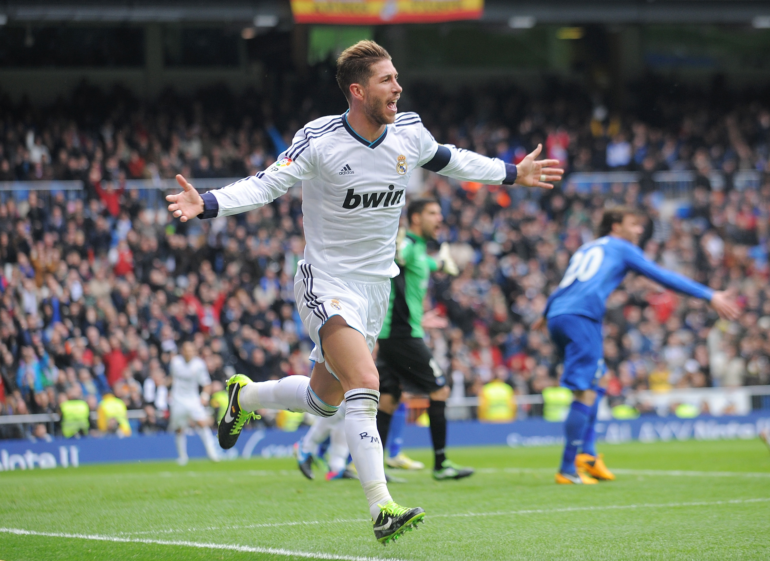 Five famous real madrid teenagers sergio ramos - Sergio madrid ...