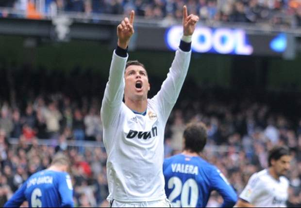 Ronaldo confident ahead of Barca match-up following Getafe win