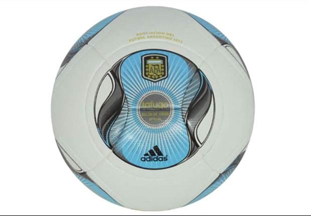 """Tafugo"", la pelota oficial del fútbol argentino"