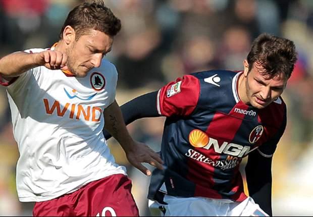 ITA - La Roma et Bologne se neutralisent